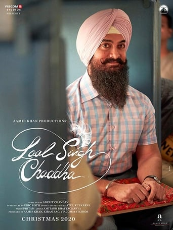 Poster of Laal Singh Chaddha