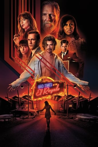 Poster of Bad Times at the El Royale