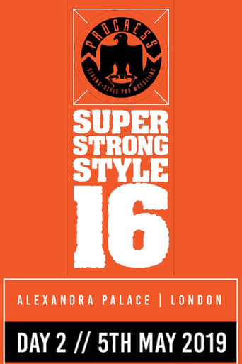 Poster of PROGRESS Chapter 88: Super Strong Style 16 - Day 2