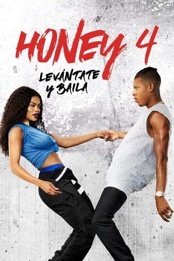 Poster of Honey: Levántate y baila