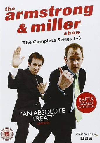 Poster of The Armstrong and Miller Show