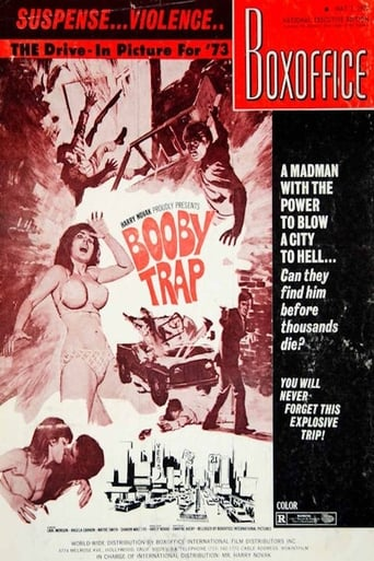 Poster of Booby Trap