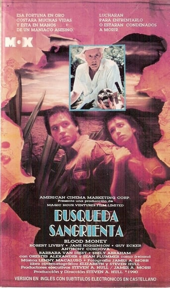 Poster of Dinero Sangre