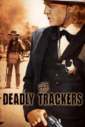 Poster of The Deadly Trackers fragman