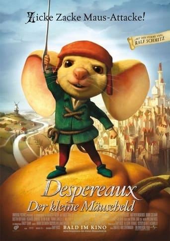 Despereaux - Der kleine Mäuseheld - Abenteuer / 2009 / ab 6 Jahre