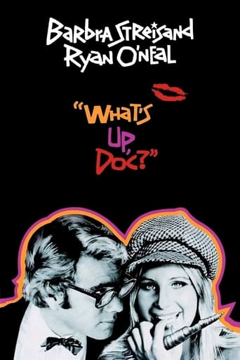 Poster of What's Up, Doc?