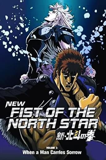 Poster of New Fist of the North Star: When a Man Carries Sorrow
