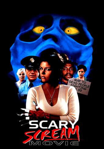 Poster of Scary scream movie