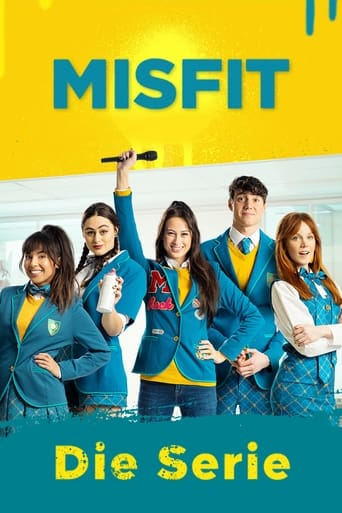 Poster Misfit: The Series