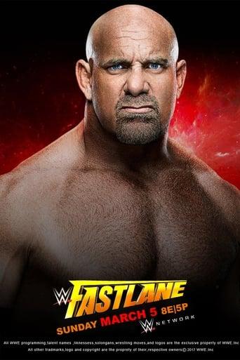 Poster of WWE Fastlane 2017