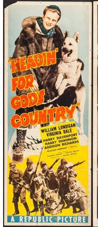 Poster of Headin' for God's Country