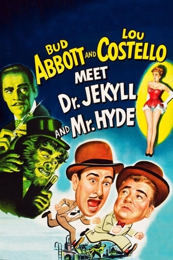 Abbott and Costello Meet Dr. Jekyll and Mr. Hyde Poster