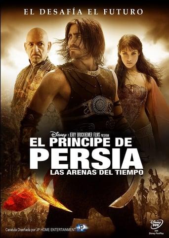 Poster of El príncipe de Persia: Las arenas del tiempo