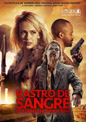 Poster of Rastro de sangre