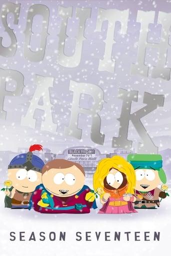 South Park 17ª Temporada - Poster