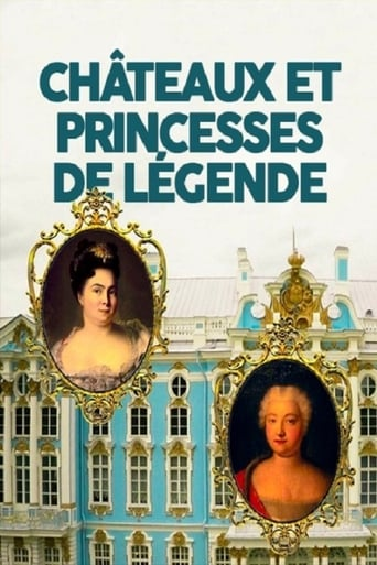 Châteaux et princesses de légende Movie Poster