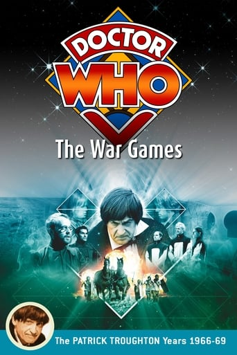 Poster of Doctor Who: The War Games