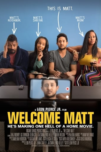 Poster of Welcome Matt