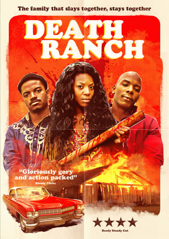 Poster Death Ranch