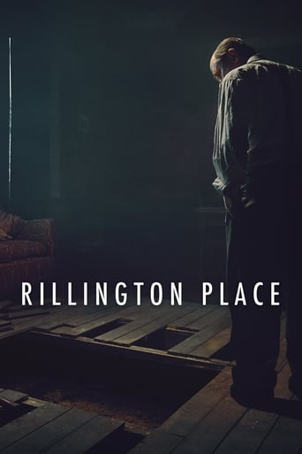 Poster of El estrangulador de Rillington Place