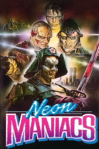 Poster of Neon Maniacs