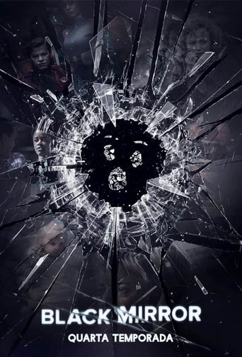 Black Mirror 4ª Temporada - Poster