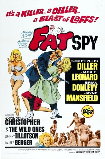 Poster of The Fat Spy