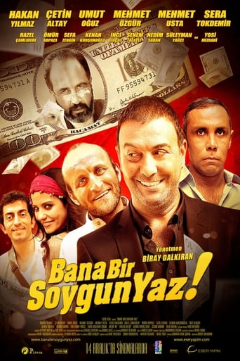 Watch Bana Bir Soygun Yaz Online Free Putlocker