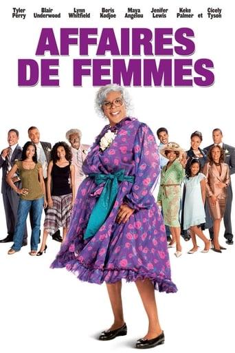 Poster of Madea, Affaire de femmes