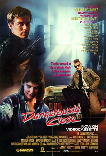 Poster of Dangerously Close