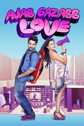 Poster of Ajab Gazabb Love