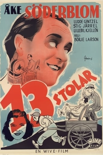 Poster of 13 stolar