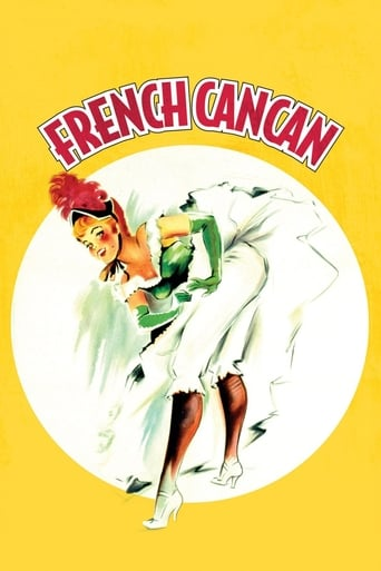 Watch French Cancan 1955 full online free