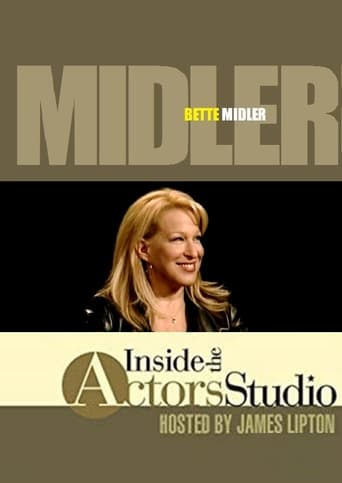 Poster of Bette Midler - Inside The Actors Studio