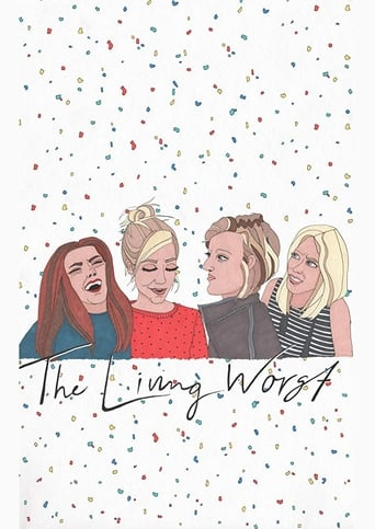 Poster of The Living Worst