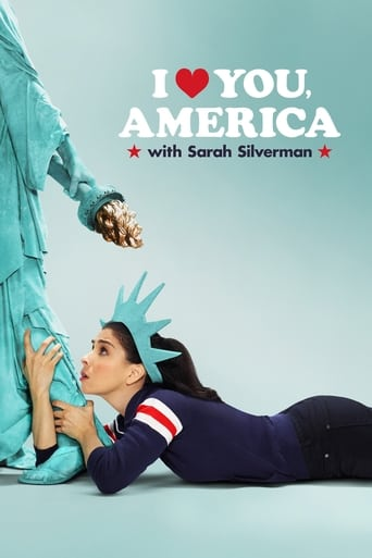 Poster of I Love You, America