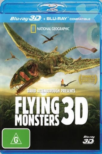 Poster of Flying Monsters 3D