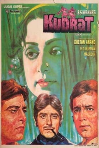 Poster of Kudrat
