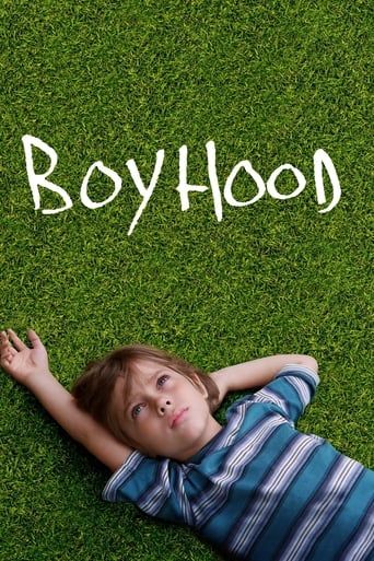 Poster of Boyhood