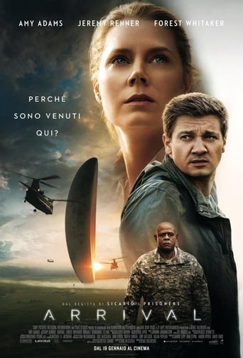 Poster of Arrival