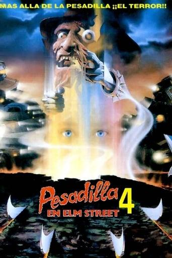 Poster of Pesadilla en Elm Street 4: El amo del sueño