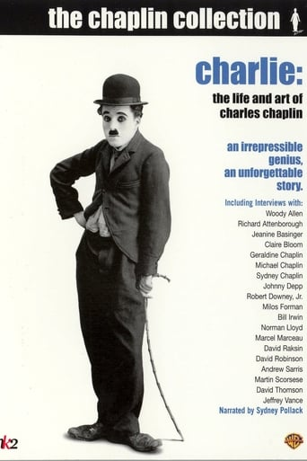 Poster of Charlie: The Life and Art of Charles Chaplin