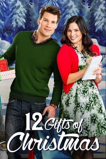 Poster of 12 Gifts of Christmas