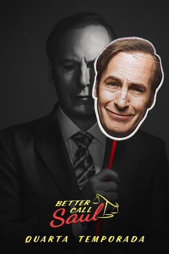 Better Call Saul 4ª Temporada - Poster