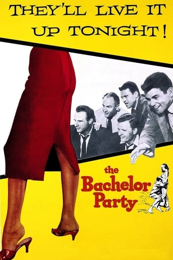 Poster of The Bachelor Party