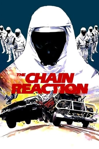 Poster of The Chain Reaction