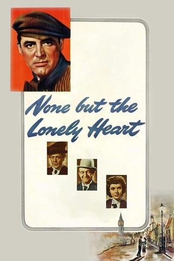 Poster of None But the Lonely Heart