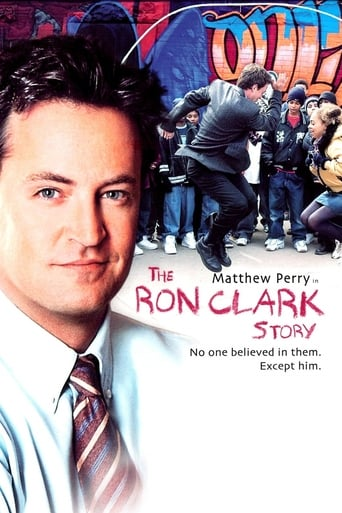 Poster of The Ron Clark Story