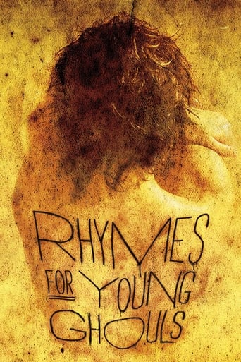 Poster of Rhymes for Young Ghouls