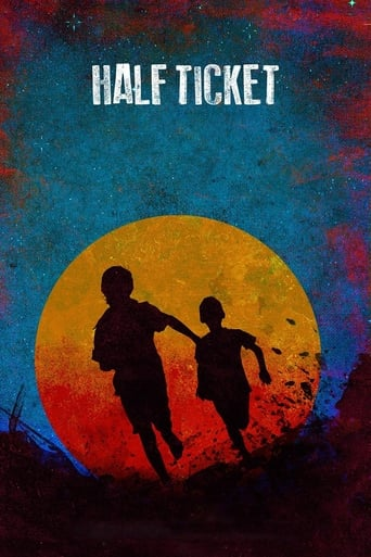 Poster of Half Ticket